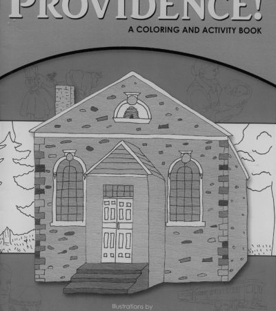 Providence Historical Coloring and Activity Book
