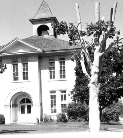 Providence School Historical Marker